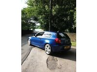 Bmw 118d se sport m sport alloys £30 road tax cheap to run ideal first car