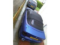 LOOK!! Top Spec 2002 Astra Bertone Convertible, all extras, low miles, long mot, try me for a swap