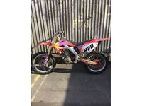 Crf250 On & Off road Bike swap 85-125cc+ cash