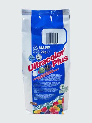 Mapei Ultracolor Plus Flexible Grout 2kg COLOUR CHOICE
