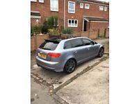Audi A3 sportsback sline