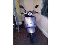 2003 Aprilia mojeto 50 Retro Moped 2 stroke