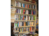 About 4300 - 4500 books