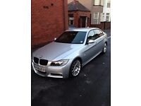 BMW M-Sport 320d Diesel (Auto) Special Edition, LONG MOT Oct 2017, VGC