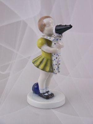 Rosenthal Figur Mädchen Puppe Claire Weiss Figurine Figure 1 Wahl Porzellanfigur