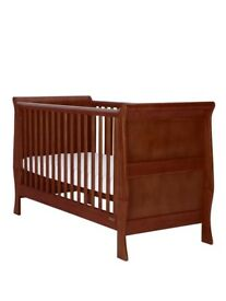 Mamas and papas cot bed without mattress