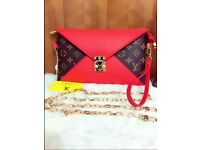 Louis Vuitton party purse/wallet with shoulder strap