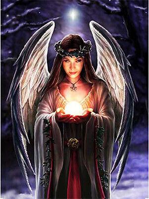 Gothic Fairies - Triple Views - 3D Lenticular Poster - 12x16 Animated Print