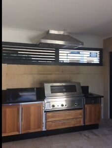 Ferguson BBQ   Outdoor Kitchen Doubleview Stirling Area Preview