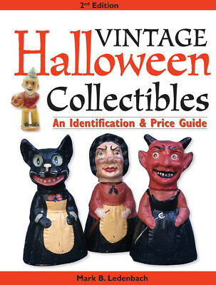 Vintage Halloween Decorations Collectibles (VINTAGE HALLOWEEN COLLECTIBLES Ledenbach PRICE GUIDE Decorations 2nd)