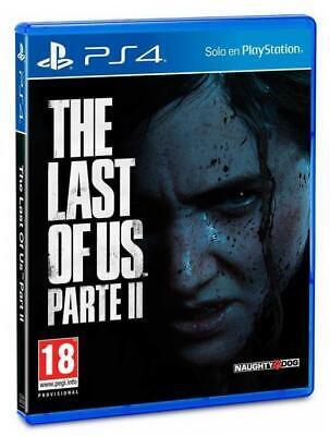 THE LAST OF US PARTE 2 PS4 VIDEOGIOCO ITALIANO PLAY STATION 4 MULTILINGUA SONY