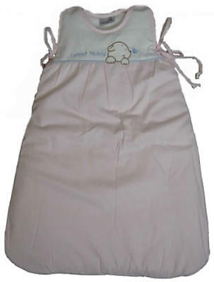 BeBe´s Collection Sommer-Schlafsack 90 cm Sweet-Teddy rosa online kaufen