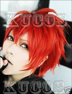 Free CAP + Uta no Prince Sama itsutoki otoya Anime Cosplay Costume Wig +Track - Uta Caps