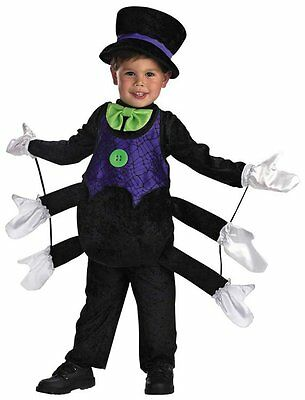 Itsy Bitsy Spider Insect Bug Animal Dress Up Halloween Toddler Child Costume](Itsy Bitsy Spider Halloween Costumes)