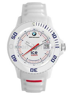 Genuine BMW Motorsport ICE Watch - White