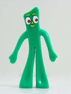 Gumby-Bendable-Action-Figure-Prema-Toys-Trendmasters-6cm