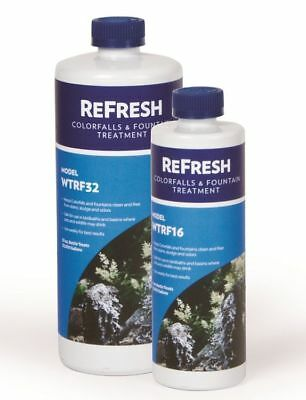 Atlantic Water Gardens ReFresh - ColorFalls, Fountain, Bubbler & Basin Cleaner Fountain Water Cleaner