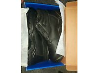 Mens Black Safety and Protective Workboots (Size 11)