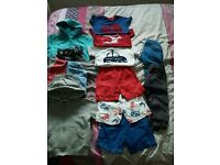 12-18 months boys bundle of clothes, 11 items Next and Nutmeg