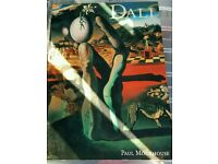 Salvador Dali art work book