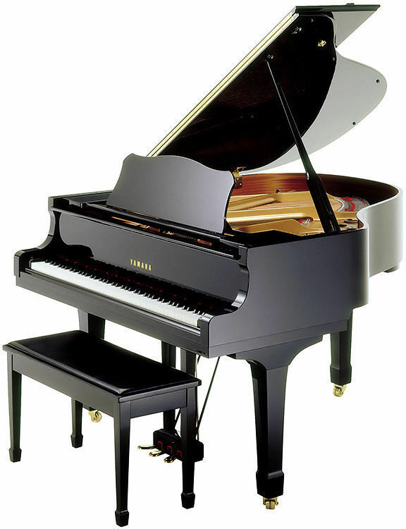Yamaha Baby Grand Piano Cover