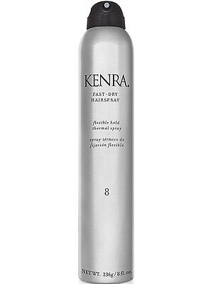 Kenra Fast Dry Hairspray # 8 Flexible Hold Thermal Spray  8 -