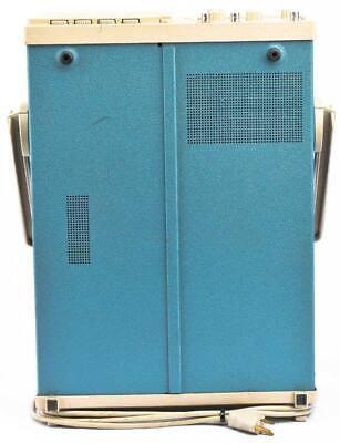Tektronix Tas 465 100mhz Two Channel Input Electric Signal Analog Oscilloscope