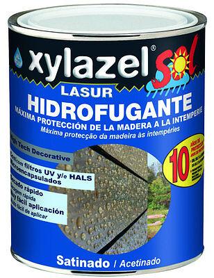 XYLAZEL SOL LASUR HIDROFUGANTE NATURAL 750 ML