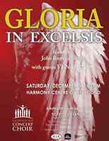 "Georgian Bay Concert Choir presents ""Gloria In Excelsis"""