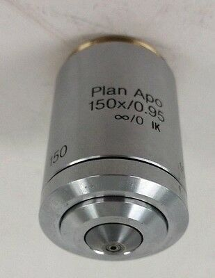 Reichert Plan Apo 150x .95 Microscope Objective