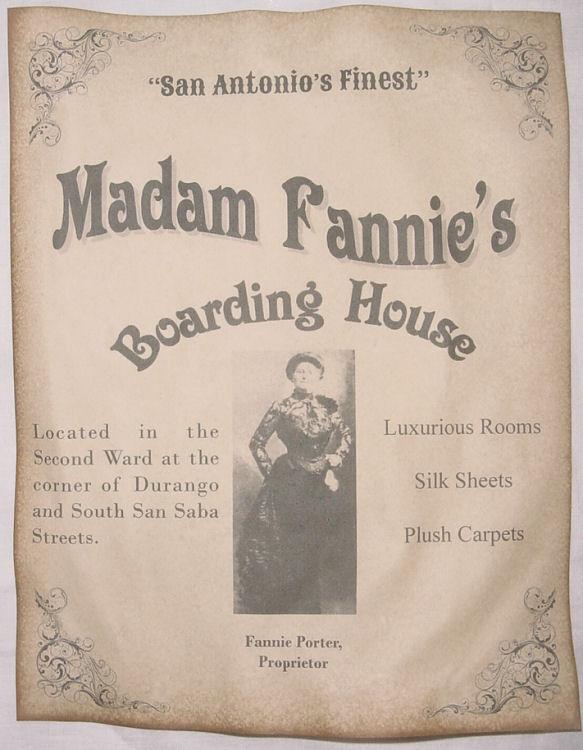 Madam Fannie