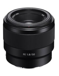 Sony FE 50mm 1.8f Mint Condition