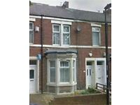 Fantastic 3 Bedroom Upper Flat situated in Holly Avenue, Wallsend, Tyne and Wear