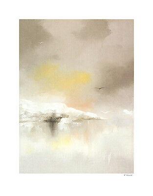 Walter Wrulich Studie 4 Poster Kunstdruck Bild 50x40cm