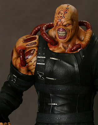 "Resident Evil NEMESIS 21"" statue~HCG~Biohazard~Tyrant~Redfield~full~NIB"