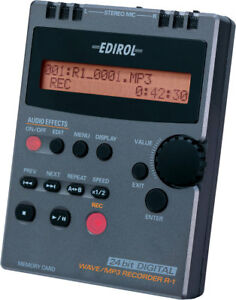 Edirol R1 Roland, Box opened but never used, unit is new