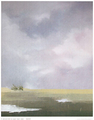Walter Wrulich Study 4 Poster Kunstdruck Bild 52x41cm