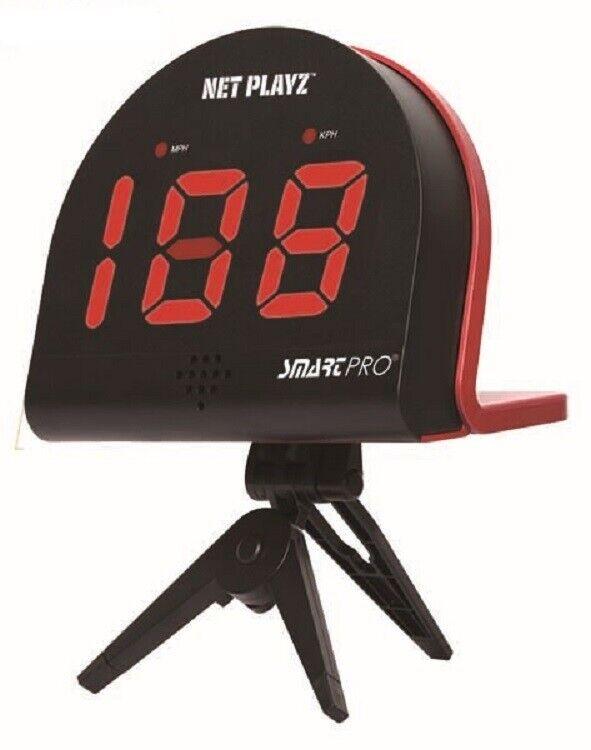 Net Playz Smart Pro Personal Sports Radar Detector Baseball Softball Golf Tennis