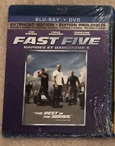 Fast Five (Blu-Ray & DVD Combo Pack)