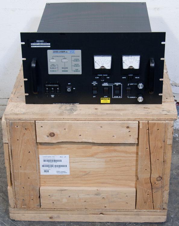 New Svg/asml Pn: 859-5163-005/00-143-502 Lexel 85s Laser Power Supply
