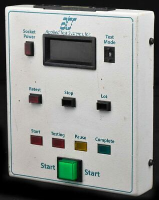 Ats Applied Test System 55-1019 Rev.7 Domain Operator Pendant Panel