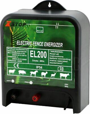 Pastor electrico Red EL200 2 Jul