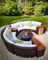 PATIO LIQUIDATION - END OF SEASON BLOW OUT -SAVE UP TO 75%
