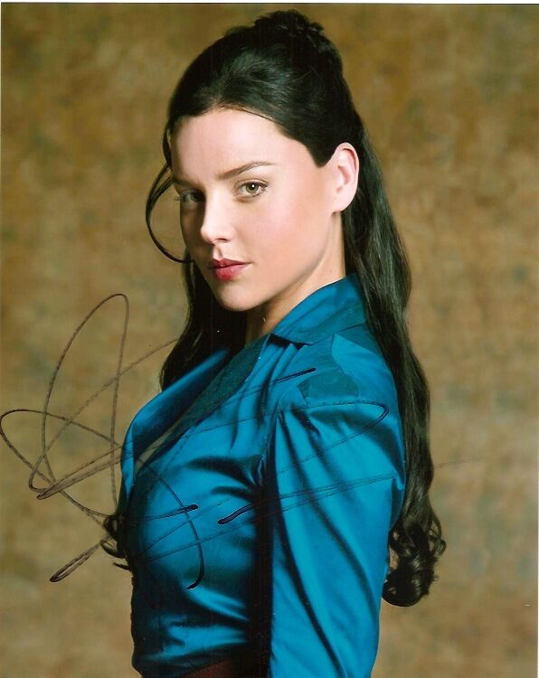 Abbie Cornish Klondike Autographed Signed 8x10 Photo COA