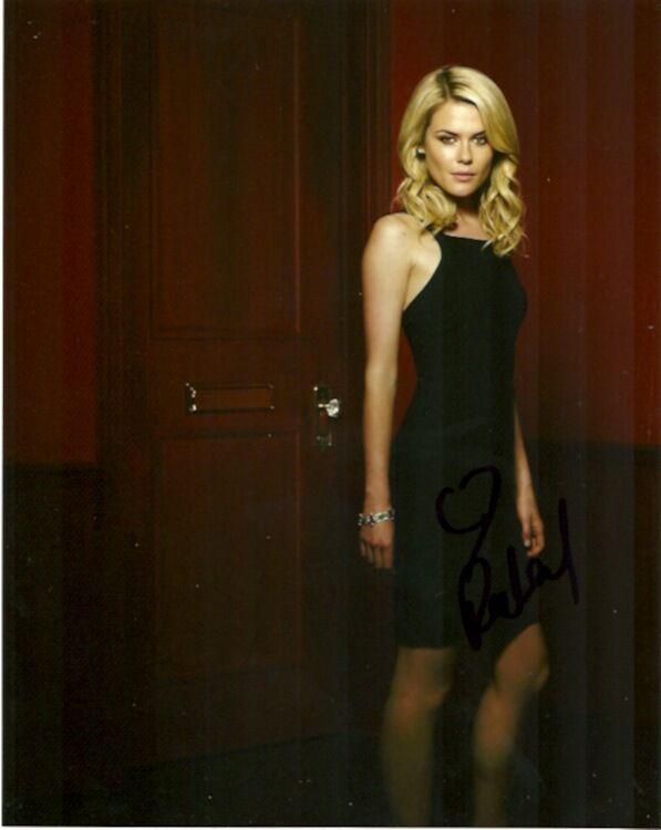 Rachael Taylor Autographed Signed 8x10 Photo COA