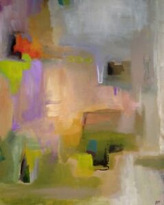 Original Modern ABSTRACT Paintings by CES