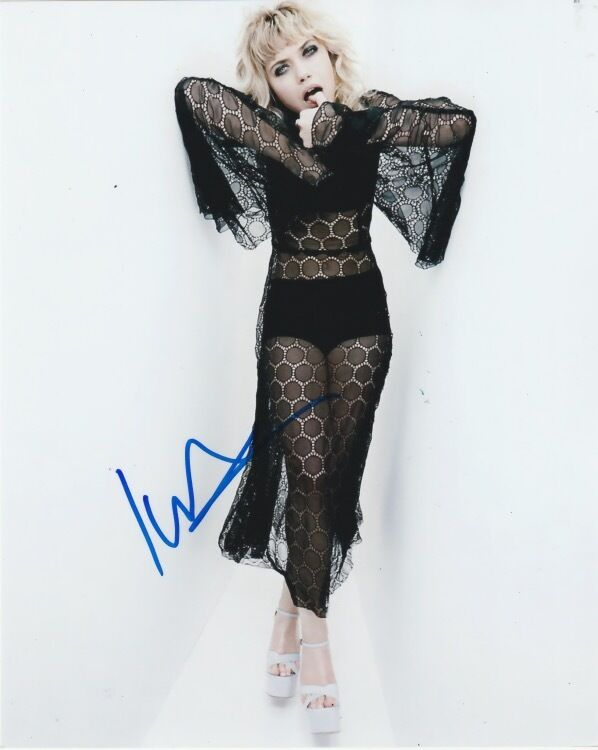 Imogen Poots Sexy Autographed Signed 8x10 Photo COA B