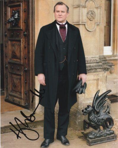 Hugh Bonneville Downton Abbey Autographed Signed 8x10 Photo COA