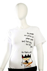 Ugly-Little-Bitch-XL-My-People-Your-People-Juniors-T-Shirt-White-Funny-Humor