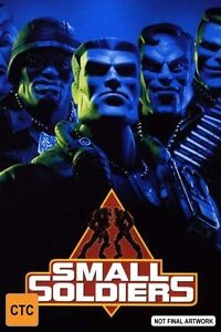 Small Soldiers NEW R4 DVD
